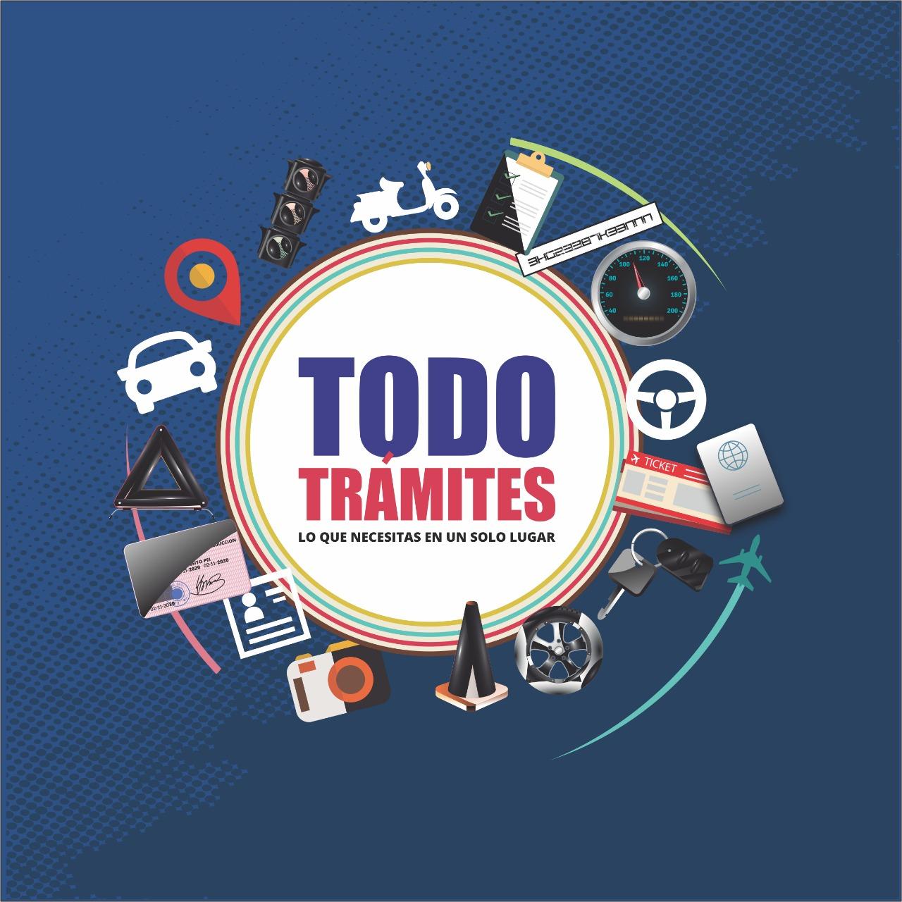 LOGO TODO TRAMITES